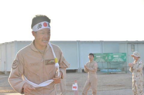 防衛省 自衛隊 派遣海賊対処法 24次航空隊/6次支援隊の記録7No07