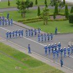 平成28年度自衛隊観閲式 事前訓練 海上自衛隊第3術科学校