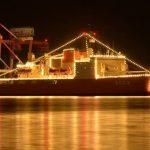 南極観測船・砕氷艦しらせ うな子の志布志市で一般公開2016