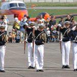 海上自衛隊 徳島航空基地祭 2016 P-1哨戒機 航空学生ドリル