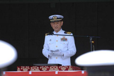 海上自衛隊 徳島航空基地祭 2016 P-1哨戒機 航空学生ドリルNo05
