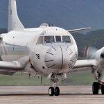 カカドゥ16 出迎え式 P-3C 2機 鹿屋航空基地に帰国