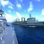 豪州オーストラリア カカドゥ16 海軍主催 共同訓練ふゆづき記録