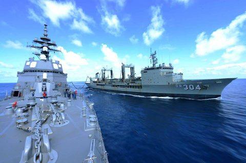豪州オーストラリア カカドゥ16 海軍主催 共同訓練ふゆづき記録No1