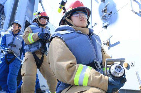 豪州オーストラリア カカドゥ16 海軍主催 共同訓練ふゆづき記録No3