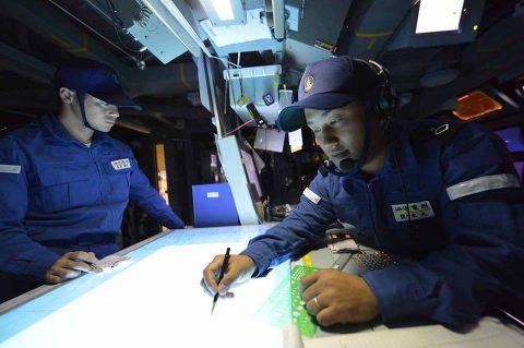 豪州オーストラリア カカドゥ16 海軍主催 共同訓練ふゆづき記録No4
