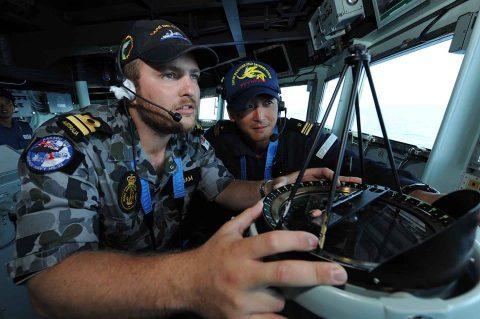 豪州オーストラリア カカドゥ16 海軍主催 共同訓練ふゆづき記録No6