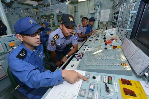 豪州オーストラリア カカドゥ16 海軍主催 共同訓練ふゆづき記録No7