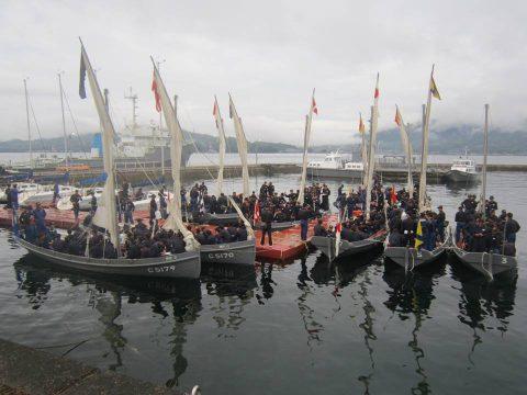 海上自衛隊 平成28年度 幹部候補生学校 帆走訓練・しらせNo1
