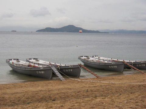 海上自衛隊 平成28年度 幹部候補生学校 帆走訓練・しらせNo6