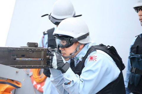 防衛省ソマリア 自衛隊ジプチ 海賊対処水上部隊(25次隊)18No1