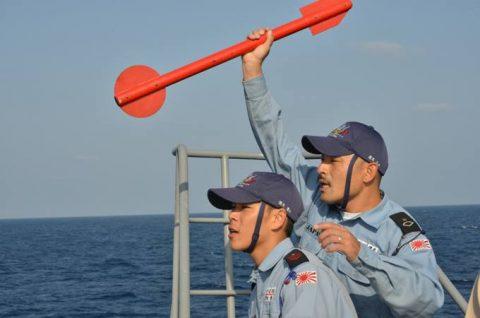 防衛省ソマリア 自衛隊ジプチ 海賊対処水上部隊(25次隊)18No3