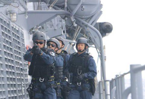 護衛艦たかなみ・ニュージーランド海軍主催国際観艦式に参加No09