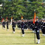 海上自衛隊 江田島地区 平成28年自衛隊記念日記念行事