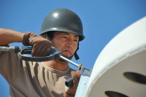 防衛省海自 派遣海賊対処法 24次航空隊/6次支援隊の記録9No09