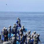 平成28年度海上自衛隊⇒ニュージーランド海軍主催国際観艦式参加へ