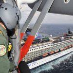 海上自衛隊 救難ヘリコプターUH-60Jの災害派遣(急患輸送)