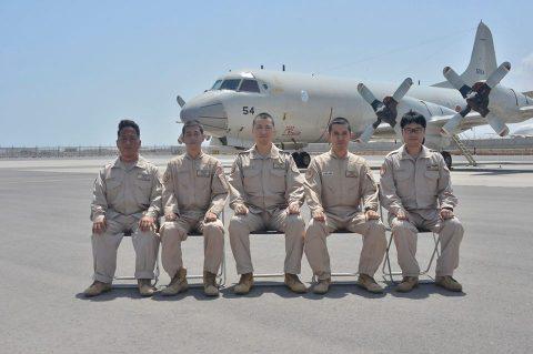 海上自衛隊 派遣海賊対処行動 24次航空隊/6次支援隊の記録10No5