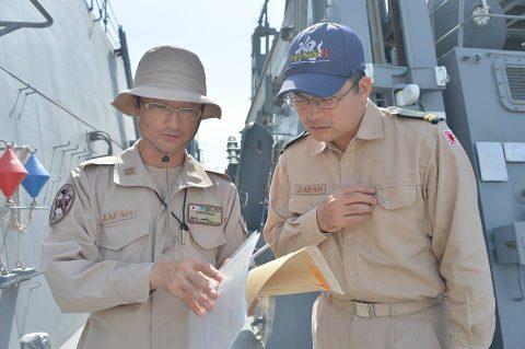派遣海賊対処行動支援隊(6次隊)・派遣海賊対処行動航空隊(25次隊)の記録1No06