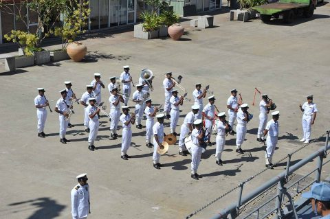 防衛省 海上自衛隊 26次派遣海賊対処行動水上部隊 レポート2