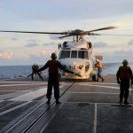 海上自衛隊 護衛艦たかなみの記録 グアム入港時から出向時