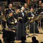 海上自衛隊 東京音楽隊 第55回定例演奏会 すみだホール 三宅由佳莉