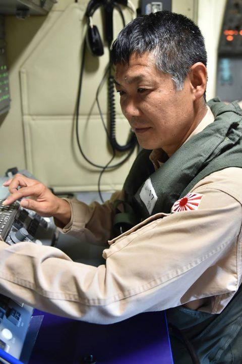 25次派遣海賊対処行動航空隊・6次派遣海賊対処行動支援隊レポート4