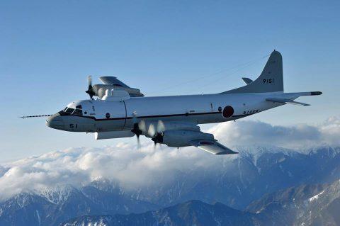 初訓練飛行 厚木航空基地第51航空隊 那覇航空基地第5航空隊
