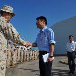 防衛省 海上自衛隊 6次派遣海賊対処行動支援隊 任務修了