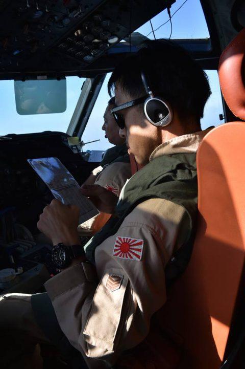 25次派遣海賊対処行動航空隊・6次派遣海賊対処行動支援隊レポート3