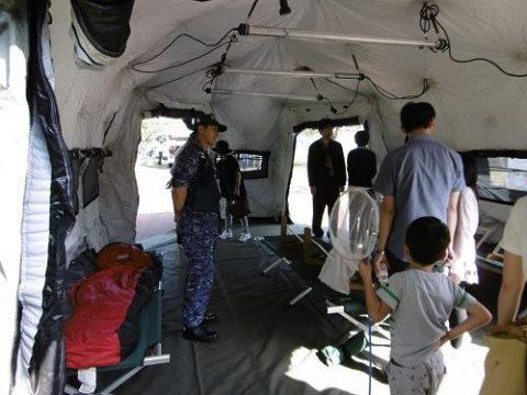 海上自衛隊八戸航空基地 八戸青年会議所主催「EXPOはちのへ」開催