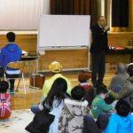 八戸航空基地「東日本大震災の記憶と震災から学ぶこと」講演