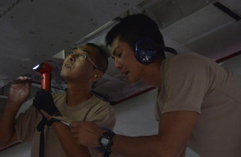 6次派遣海賊対処行動支援隊/25次派遣海賊対処行動航空隊レポート6