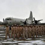 25次派遣海賊対処行動航空部隊 八戸航空基地帰国