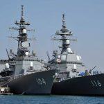 派遣海賊対処行動水上部隊(26・27次)護衛艦てるづき・きりさめ