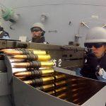 27次派遣海賊対処行動水上部隊 護衛艦てるづき3 海上自衛隊