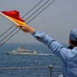 26次派遣海賊対処行動水上部隊 護衛艦きりさめ アラブ首長国連邦海軍と訓練