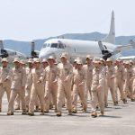 26次派遣海賊対処行動航空隊 帰国 海上自衛隊鹿屋航空基地