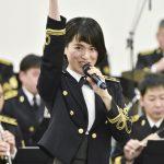 Youtubeチャンネル更新 海上自衛隊東京音楽隊 三宅3曹