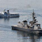ブルネイ海軍と海上自衛隊との親善訓練 (ブルネイ王国)