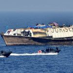 CTF151所属海賊対処部隊 サムライソード作戦